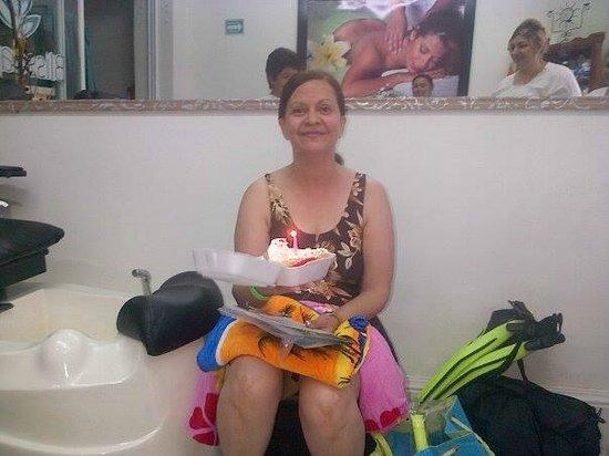 Blissdayspa : cumpleaños? birthday?