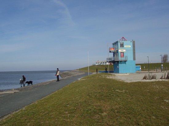 Center Parcs Park Nordseeküste: Omgeving