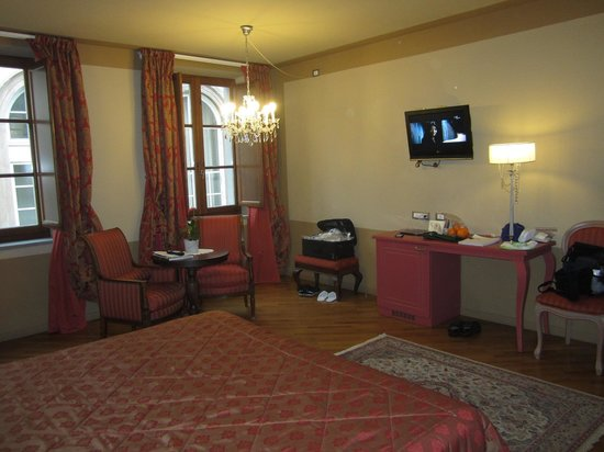 San Luca Palace Hotel : classic furnishings