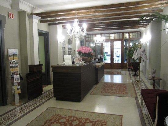 San Luca Palace Hotel : lobby