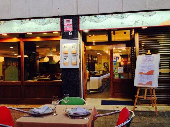 Restaurante EDEN: It's been updated!