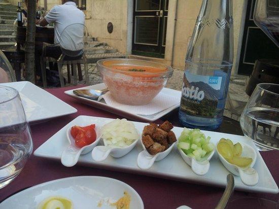 Meson Andaluz : Gazpacho