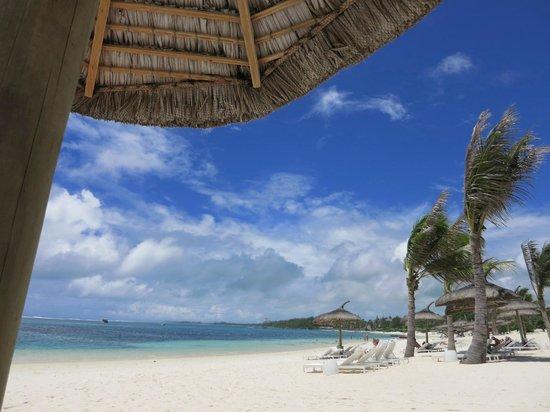 Long Beach Mauritius : 沙灘