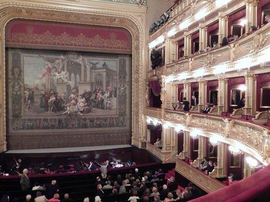 Nationaltheater: Narodni divadlo, Praha