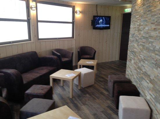 Mountain Café : Notre coin cosy