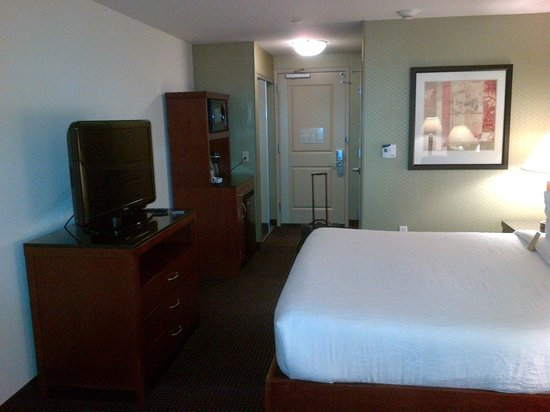 Hilton Garden Inn Rockville - Gaithersburg: Entrance
