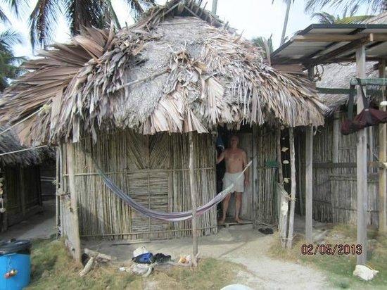Cabanas Coco Blanco: Nuestra cabaña