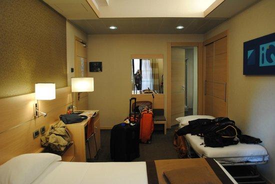 iQ Hotel Roma: Room