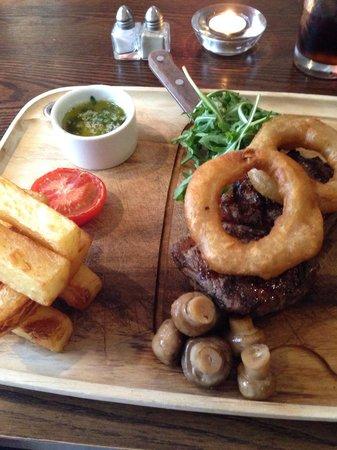 Hallmark Hotel Manchester : Lovely food