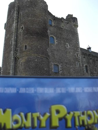 Doune Castle: With visit to MP
