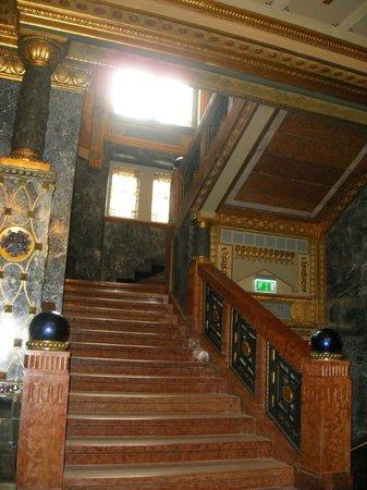 Franz Liszt Academy: Inside