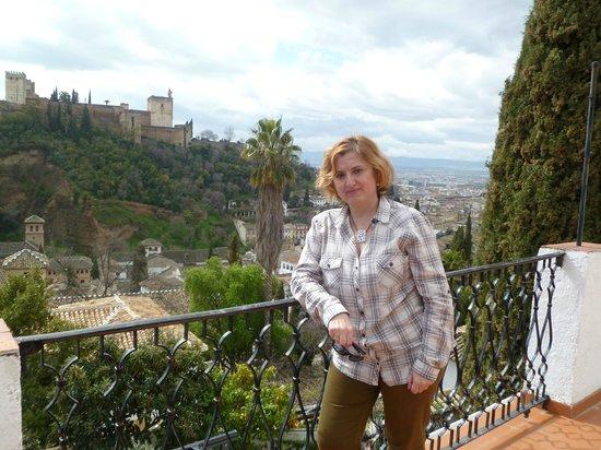 Las-Tres-Terrazas: Granada