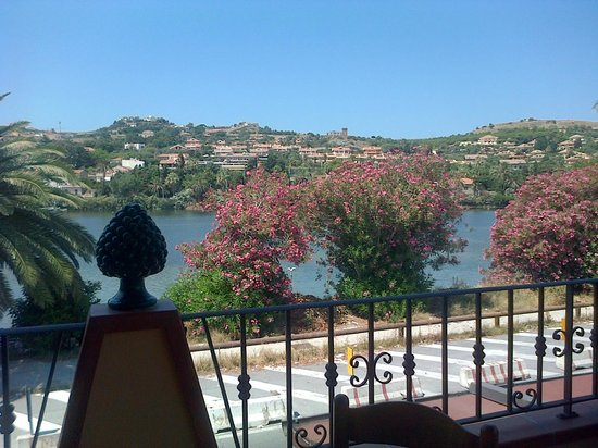 Trattoria La Sirena di Mancuso: vista panoramica dalla terrazza