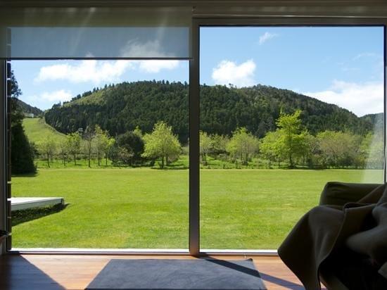 Furnas Lake Villas: View from cabin 7