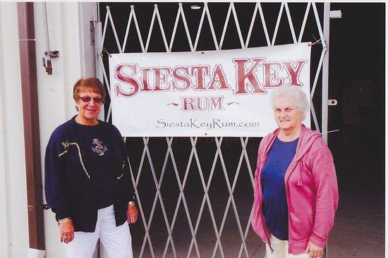 Siesta Key Rum: Finally Found The Place!