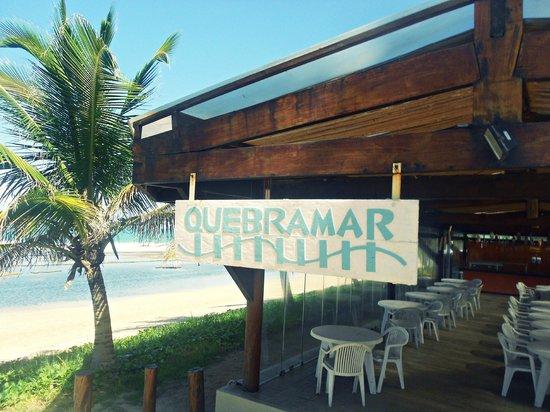 Summerville Beach Resort: Restaurante Quebramar (só funciona à noite)