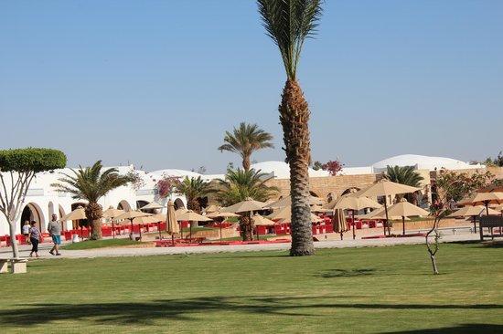 Mercure Hurghada Hotel : l'hôtel