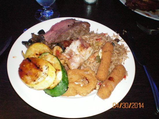 Tamarijn Aruba All Inclusive : Yummy Buffet