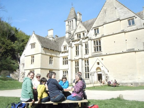 Woodchester Park: Rain or shine, this place is timeless