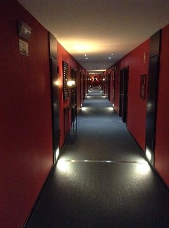 Pullman Madrid Airport & Feria : Hotel Pullman,Etage