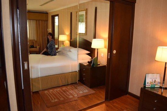 Flora Grand Hotel: Room