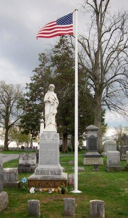 Jennie Wade House: Jennies Grave