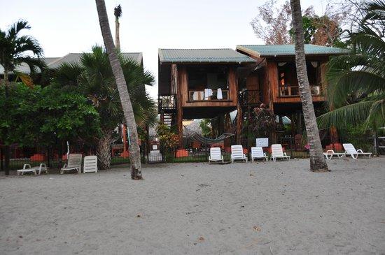 Samara Tree House Inn : Our Room #3