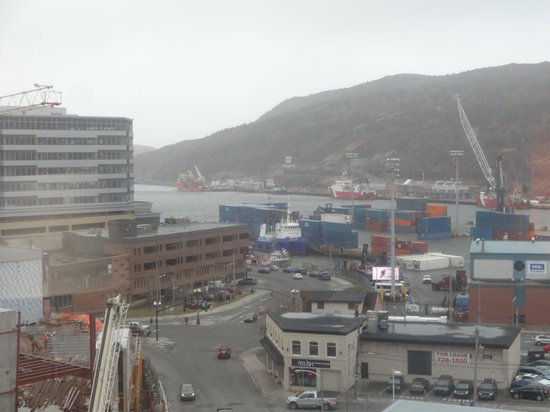 Delta by Marriott St. John's Conference Centre: view of the harbour