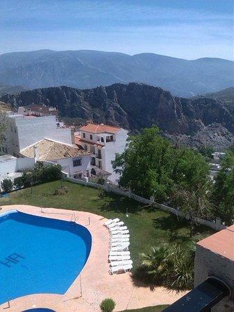 Andalucia Hotel: vistas desde el balcon