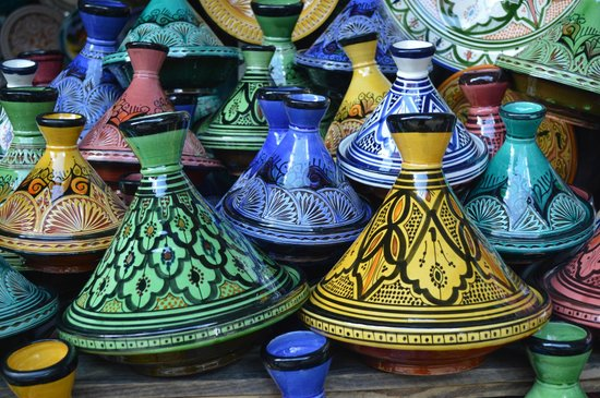 Riad Vanilla sma: Céramiques