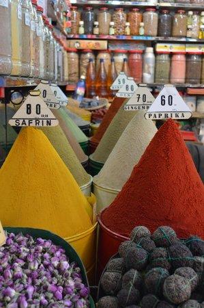 Riad Vanilla sma: Épices