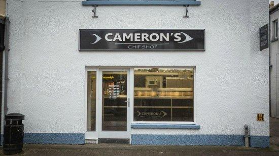 Camerons Chip Shop: Cameron's Chip Shop
