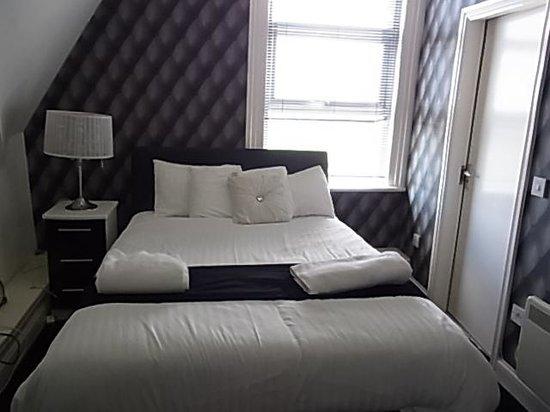 Hotel Anfield: 部屋です
