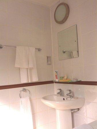 The Lansdowne Hotel: Il bagno