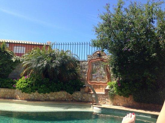 Dom Manuel Hotel: Pool