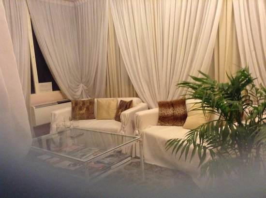 Relais San Lorenzo: Room with sitting area