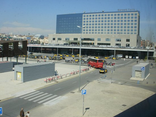 Bedroom picture of ac hotel sants barcelona tripadvisor - Ac hotels barcelona ...