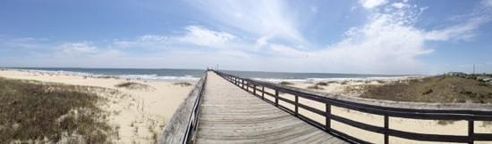 Ocean Isle Inn: pier nearby