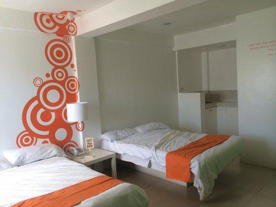 Islands Stay Hotels Mactan: Pretty descent room