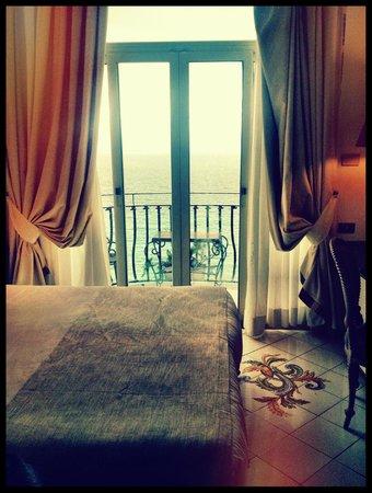 Hotel Villa Franca : La chambtre