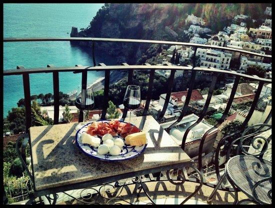 Hotel Villa Franca : 5 à 7 en terrasse
