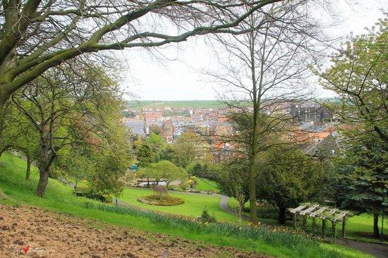 Pannett Park: lovely view