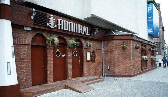 Jfjf Bild Von Admiral Restaurant Dublin Tripadvisor