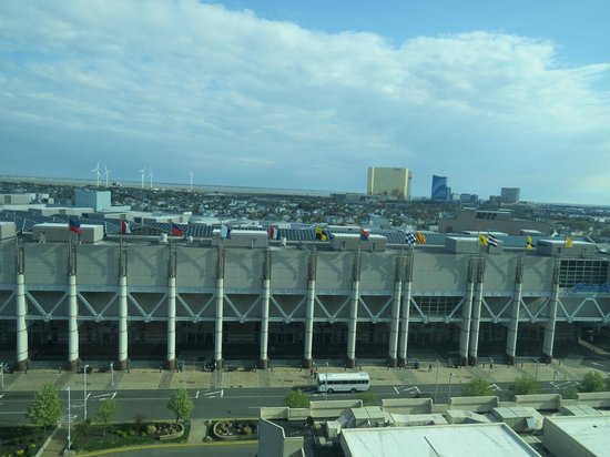 Sheraton Atlantic City Convention Center Hotel: Overlooking the Convention Center & Marina District hotels