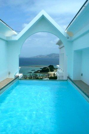 Okinawa Spa Resort EXES : Executive Suite Pool