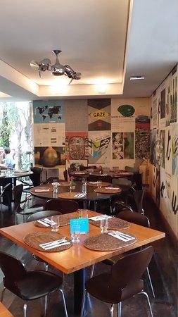 Restaurante Tamboril: Vista interior
