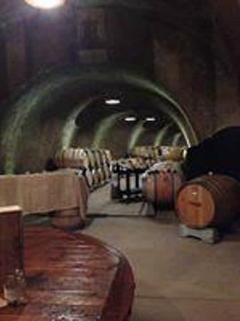 Helwig Vineyards & Winery: Caves