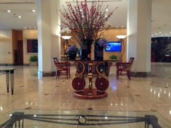 Grand Hilton Seoul: Reception