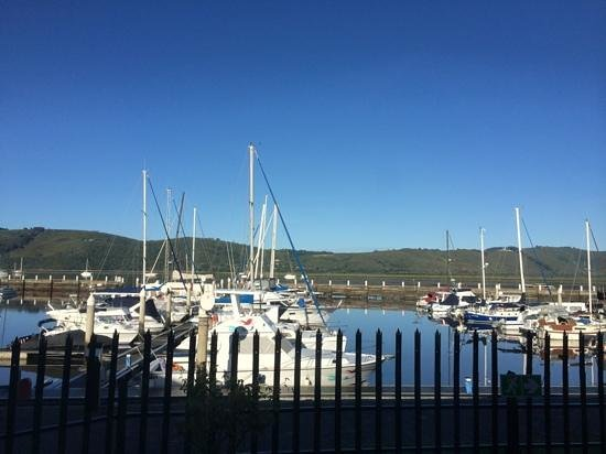 Protea Hotel by Marriott Knysna Quays: our view