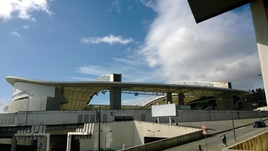 Estadio do Dragao: Vista de Rua